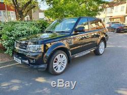 Land Rover Range Rover Sport 3.0 Td V6 Hse 5dr 2011 Noir