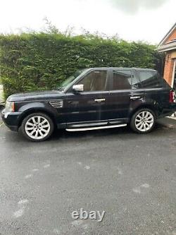 Land Rover Range Rover Sport 4.2 Supercharged 2006