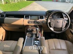 Land Rover Range Rover Sport Hse 3.0 Tdv6 Autobiographie + Tv + Side Steps + 22 De