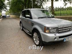 Land Rover Range Rover Sport Hse 3.6 Tdv8 Entièrement Chargé 2007