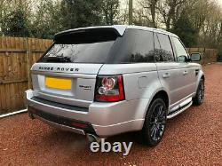 Land Rover Range Rover Sport Hse Sdv V6 De 3,0 Litres