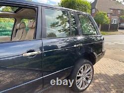 Land Rover Range Rover Vogue L322 Autobiographie 12 Mois Mot Swap Bargain