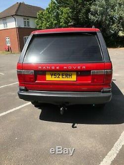 Land Rover Range Rover Vogue P38 Couleur Rare