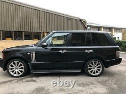 Land Rover Range Rover Vogue Se 3.0 Td6 110k Kilométrage (facelift) Pas De Réserve