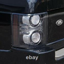 Lumières Arrière Noir L322 2012 Fumée Led Pour Range Rover 2010 Autobiographie Teintée
