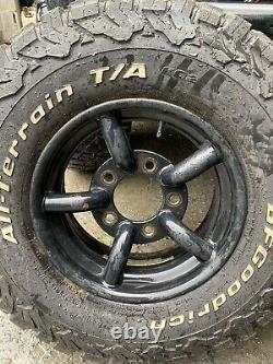 Mach 5 Roues Landrover Defender Discovery Range Rover Bfgoodrich