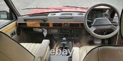 Magnifique Range Rover Classic, Tvr V8, Tonnes D'histoire, Plus De 20k En Reçus