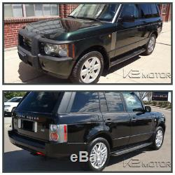 Marchepied Latéral En Aluminium De Planches À Coulisses En Aluminium Sport Sport Land Rover Range Rover 2003-2012