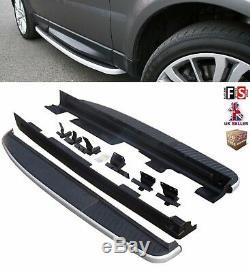 Marchepieds Latéraux De Marchepieds Latéraux Range Rover Oem Style & 100% Fit Modèles