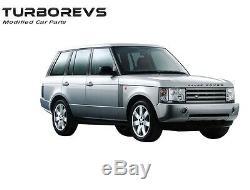 Marchepieds Latéraux Pour Range Rover Vogue L322 Oe Style 8012
