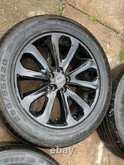 Moteur 4 X 20 Range Rover Sport Vogue Discovery Alliage Roues Pneumatiques