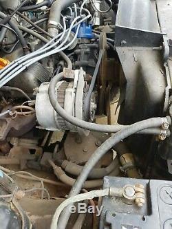 Moteur Range Rover V8 3.5 Carb, Fonctionnement Complet