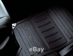 New Oem Range Rover Sport En Caoutchouc Tapis De Sol Set 2010-2013 Vplas0198