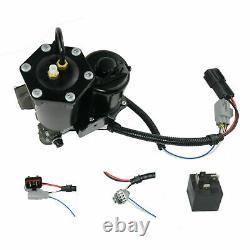 Nouveau Land Rover Discovery 3 Hitachi Air Suspension Compresseur Pump&relay Lr023964