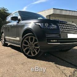 Oem Style Marche / Marchepieds Et Boue Pour Rabats Range Rover Vogue 2002-2012
