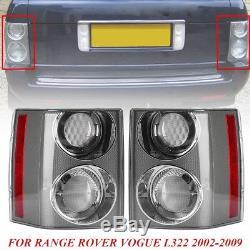 Paire De Feux Arrière Pour Feux De Freinage Arrière Range Rover Vogue L322 2002-2009