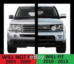 Pare-chocs Avant De Style Svr Pour Autobiographie Hst Conversion Au Range Rover Sport 2010