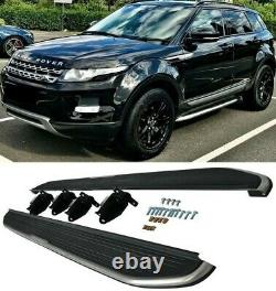 Planches Latérales Pour Range Rover Evoque Pure Tech Prestige Oem Style