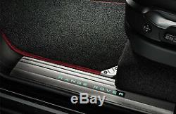Plaques De Bande De Roulement Lumineuses Authentiques Range Rover L322 (vplmv0063)