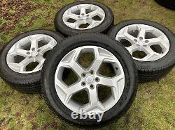 Pneus 4 X 20 Genuine Range Rover Sport Vogue Discovery L495 L405 Alloy Wheels Tyres