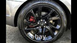 Pneus 4 X 21genuine Land Rover Range Rover Sport Vogue Discovery Alloy Wheels