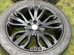Pneus Véritables X Factory 21 Range Rover Vogue Sport Discovery Alloy Wheels