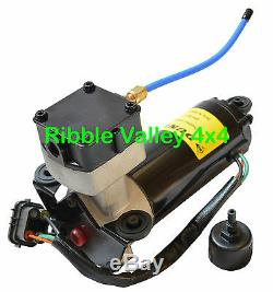Pompe De Compresseur À Suspension Pneumatique Land Rover Range Rover P38 Anr3731 Dunlop