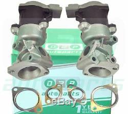 Pour Land Rover Discovery 3 Range Rover Sport 2.7 Td Gauche Et Droite Egr Vannes