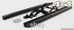 Pour Range Rover Evoque Dynamic 2011 2018 Side Steps Running Boards Set -type 2