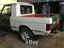 Projet De Kit En Fibre De Verre Pour Camion Pick-up Classique Range Rover Prix De Vente Land Rover