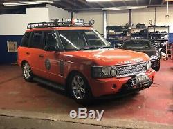 Projet De Réparation De Pièces De Rechange Landrover Range Rover Vogue L322 G4 Rare