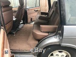 Projet Range Rover Lse 4.2 / Restauration Complète