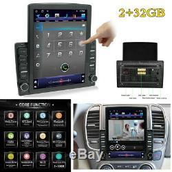 Quad-core Android 9.1 9.7in Car Stereo Fm Radio Mp5 Bluetooth Gps Sat Nav