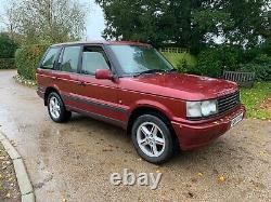 Range Classic Rover 1 Sur 100 Construit Seulement 2 Propriétaires Précédents