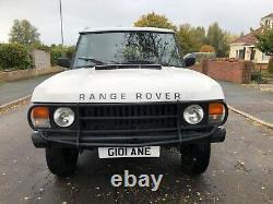 Range Rover 2 Porte Classique