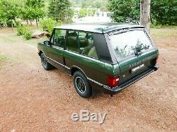 Range Rover 2 Portes 1990