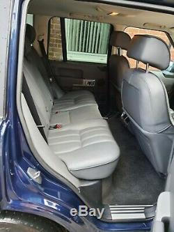 Range Rover 2004 Td6 Diesel Land Rover 4x4