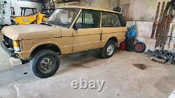 Range Rover Classic 2 Rhd Porte
