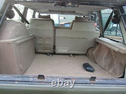 Range Rover Classic 3.9 Vogue G Wac Reg 90k Miles Grange Trouver Manuel Eastnor Green