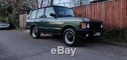 Range Rover Classic Doux Dash