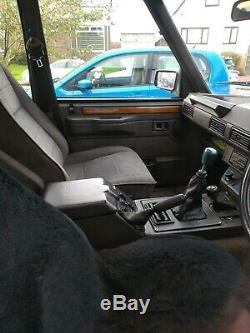 Range Rover Classic M. O. Original 200tdi