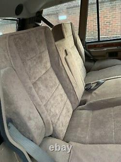 Range Rover Classic Même Propriétaire Depuis 1996! 3.9 Vogue Re Questions D'acheteurs Cotés