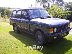 Range Rover Classic Softdash 1994 300tdi Se