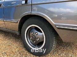 Range Rover Classic Vogue 3.9 Se 73k Miles Et Land Rover Histoire De Service