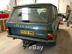 Range Rover Classic Vogue Turbo D
