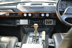 Range Rover Classique 1987 200 Tdi