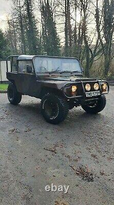 Range Rover Classique 4x4 6 Cylindres 2.8 Diesel. Barn Find. Véhicule Militaire