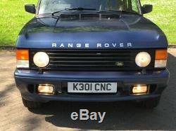 Range Rover Classique Avec Un Style Corps Entier Brooklyn