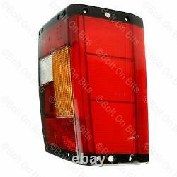 Range Rover Classique Lampe Arrière / Lumière Kit Avec Objectif 1970-1995 2 & Early Regard 4 Portes
