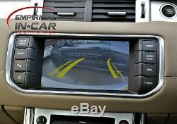 Range Rover Evoque Caméra De Recul Arrière 2012-2015